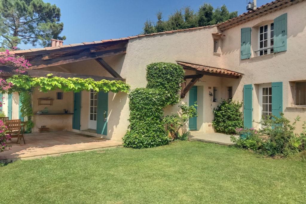 Villa provençale Grimaud Chemin de saint joseph, to buy ...