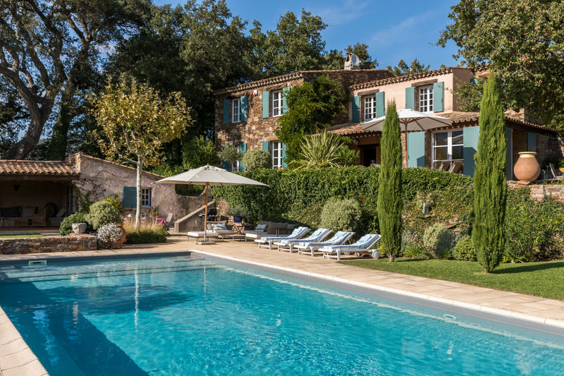 Photo Bastide La Garde-Freinet Quartier saint clement,   to buy bastide  5 bedrooms   225 m²