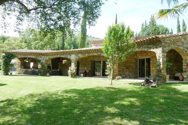 Photo Propriete en pierres seches Grimaud Val de gilly,   achat propriete en pierres seches  5 chambres   250 m²