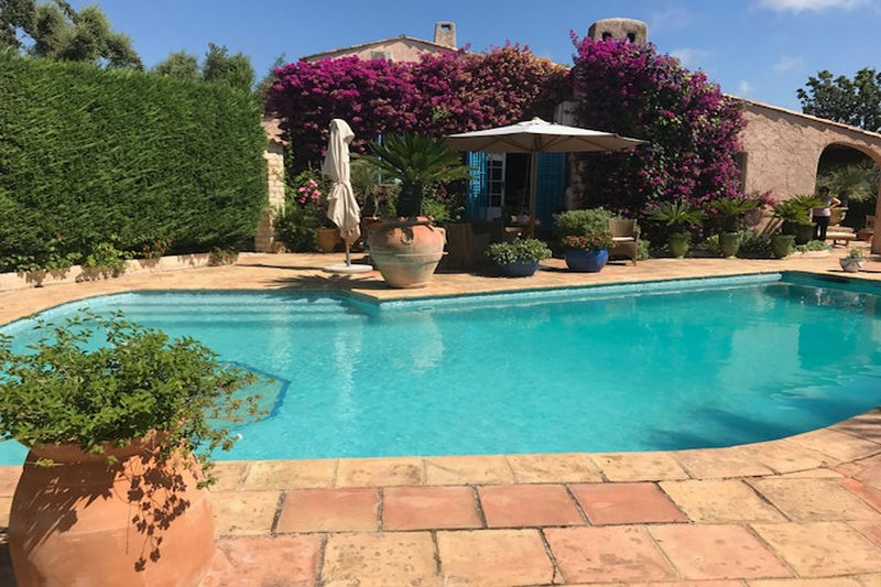 Photo Villa provençale Grimaud Le val de grimaud,   to buy villa provençale  5 bedrooms   275m²