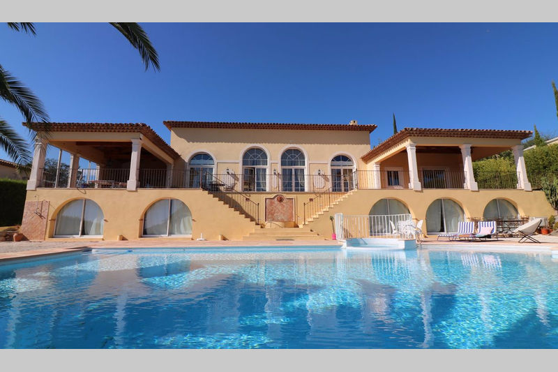 Villa Grimaud Domaine golfe bleu,   to buy villa  4 bedrooms   273 m²