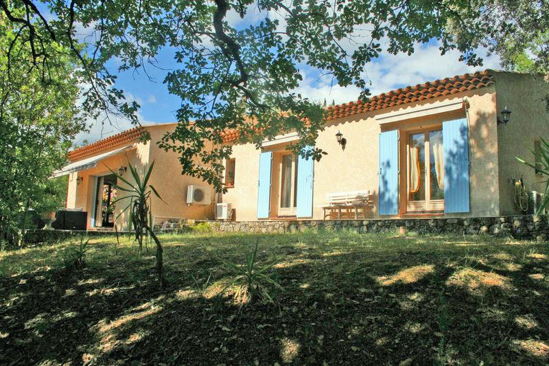 Villa Tourrettes   achat villa  3 chambres   200m²