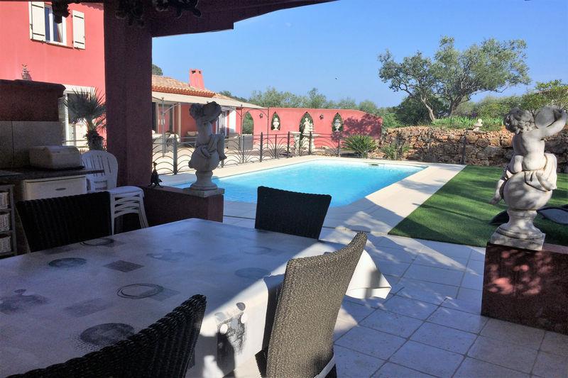 Villa Lorgues   achat villa  3 chambres   132m²