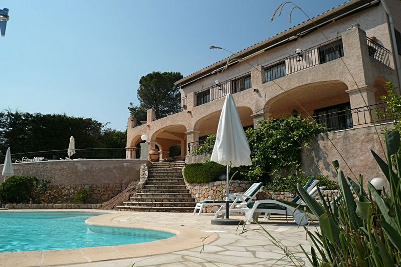 Photo Villa Théoule-sur-Mer Miramar,   to buy villa  3 bedrooms   140 m²