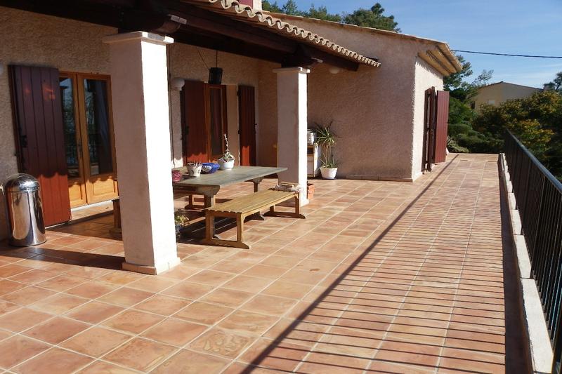 Villa Agay Le trayas,   achat villa  4 chambres   240m²