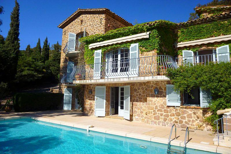 Photo Villa Théoule-sur-Mer Miramar,   to buy villa  7 bedrooms   240m²