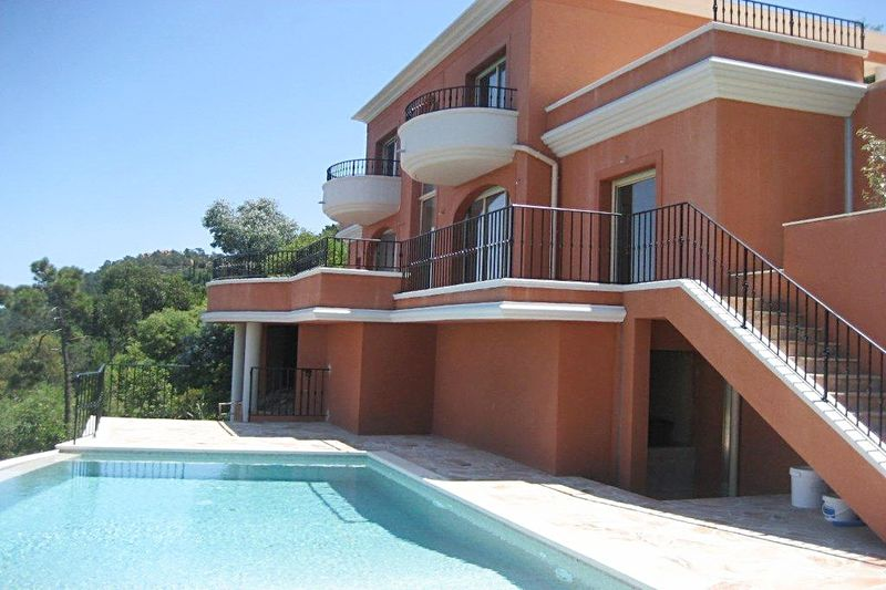 Photo Villa Théoule-sur-Mer Proche village,   to buy villa  4 bedrooms   240 m²