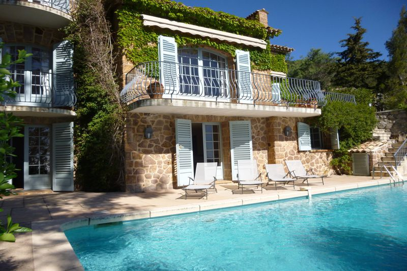 Photo Bastide Théoule-sur-Mer   to buy bastide  7 bedrooms   240 m²