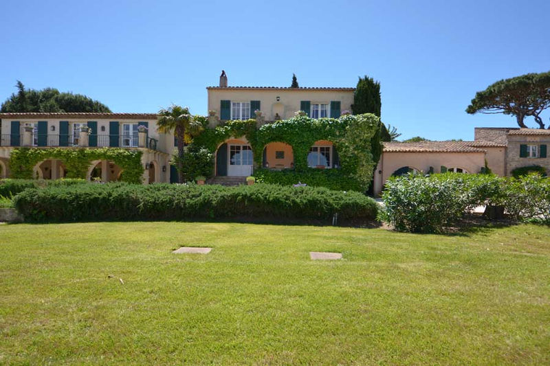 Photo Villa Saint-Tropez Secteur capon - canoubiers,   to buy villa  7 bedrooms   350 m²