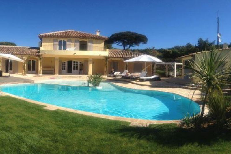 Photo Bastide Saint-Tropez Pampelonne, tahiti,   to buy bastide  6 bedrooms   300 m²