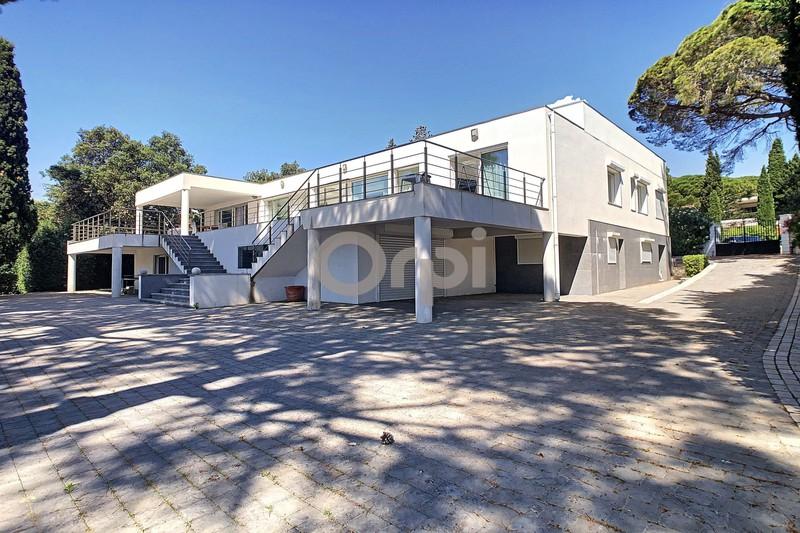 Photo Villa Sainte-Maxime Front de mer,  Location saisonnière villa  6 chambres   400m²