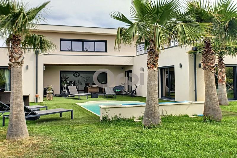 Photo Maison contemporaine Grimaud Grimaud,  Location saisonnière maison contemporaine  4 chambres   192m²