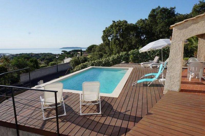 Photo Villa Sainte-Maxime Centre-ville,  Location saisonnière villa  3 chambres   90m²
