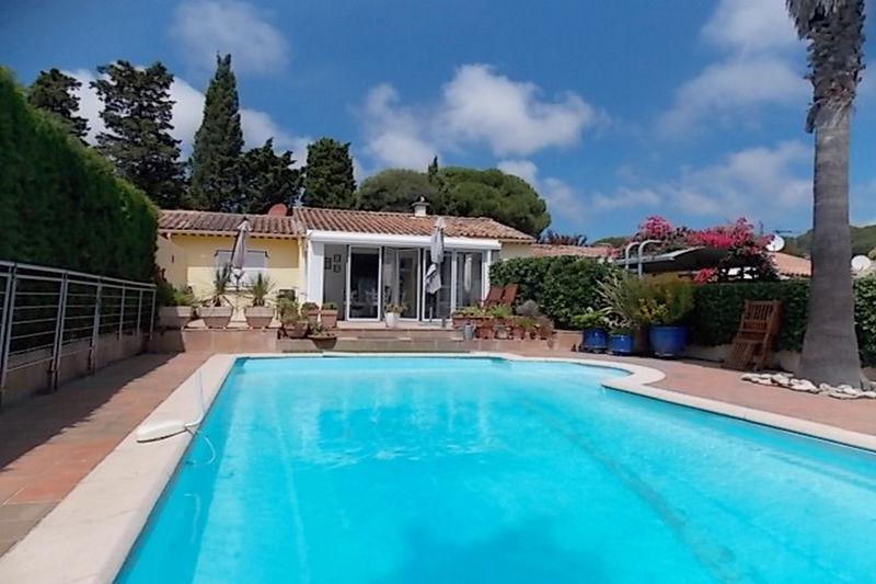 Photo Villa Sainte-Maxime Proche plages,  Location saisonnière villa  4 chambres   110m²