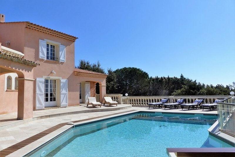 Photo Villa Sainte-Maxime Domaine la nartelle,  Location saisonnière villa  4 chambres   180m²