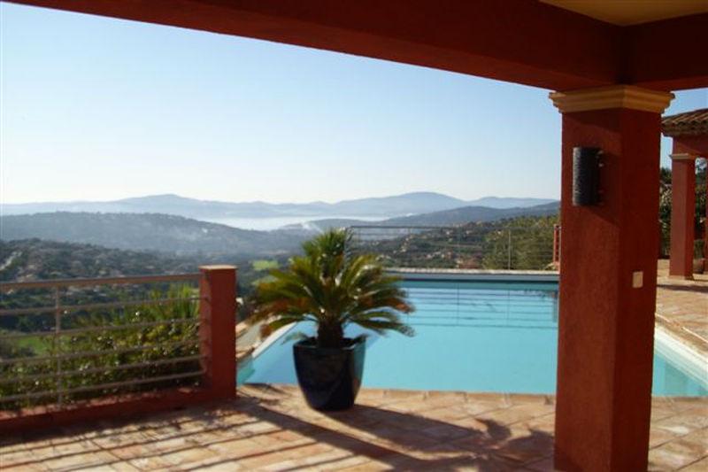 Photo Villa provençale Sainte-Maxime Domaine du golf,  Location saisonnière villa provençale  5 chambres   270m²