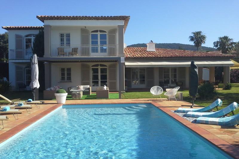 Photo Villa Grimaud Parcs de beauvallon,  Location saisonnière villa  4 chambres   200m²