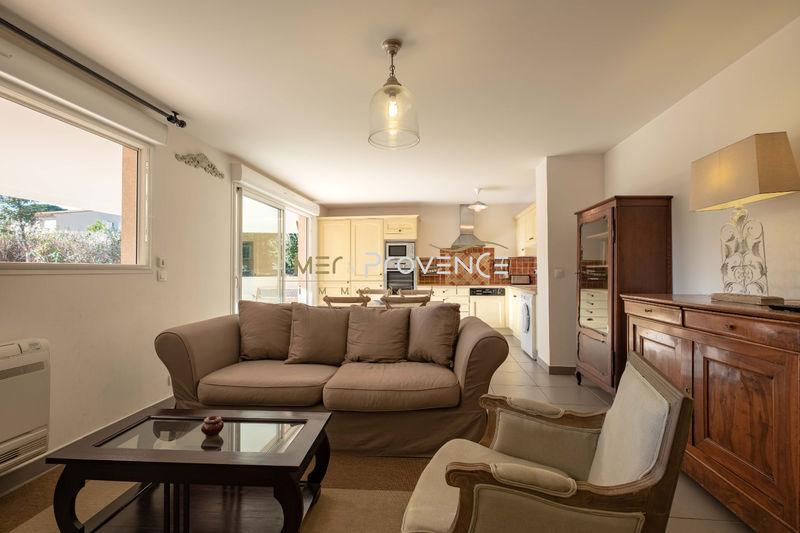 Photo n°1 - Vente appartement Sainte-Maxime 83120 - 365 000 €