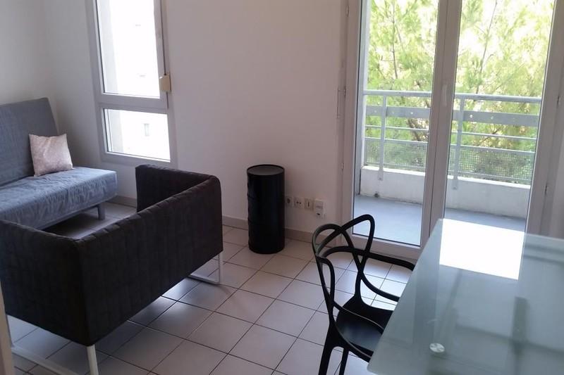 Photo Appartement Montpellier  Location appartement  1 pièce   19m²