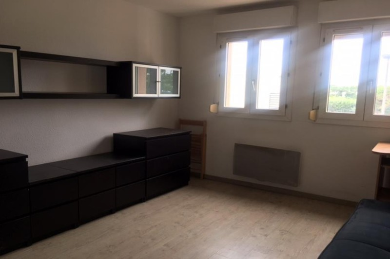 Photo Appartement Montpellier Zac tournezy,  Location appartement  1 pièce   20 m²