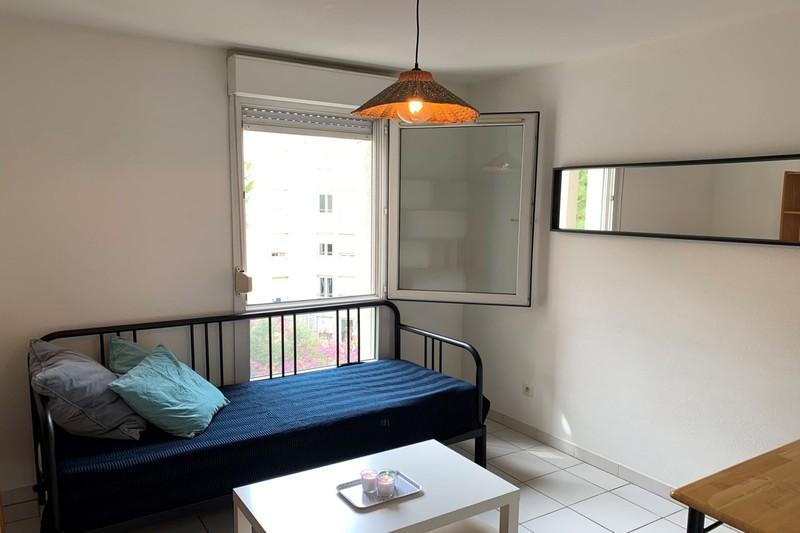Photo Appartement Montpellier  Location appartement  1 pièce   17m²