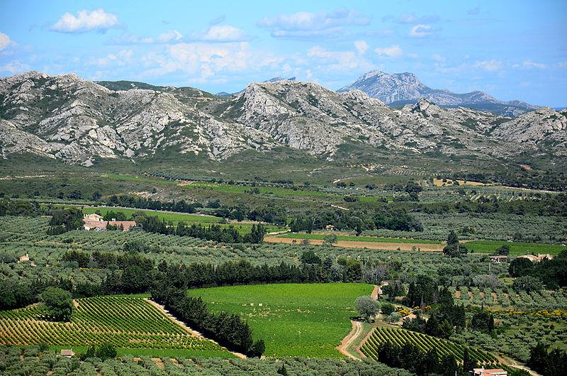 Photos Alpilles Sud
