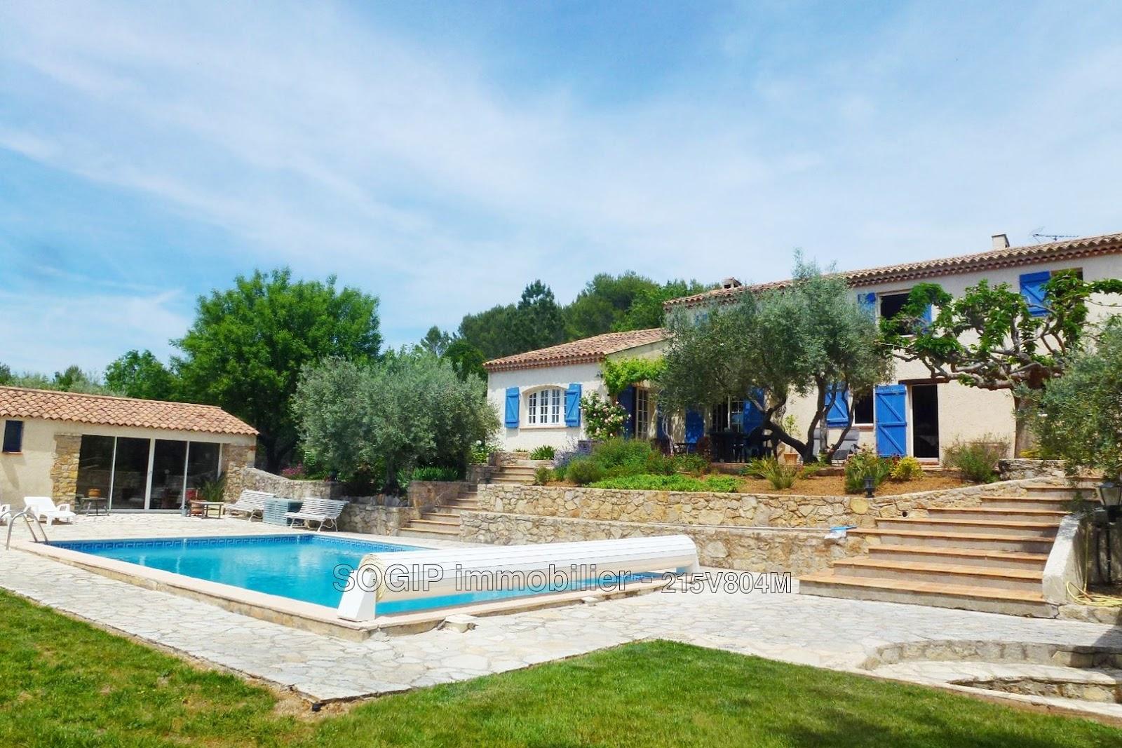Photos Achat d'une villa autour de Flayosc