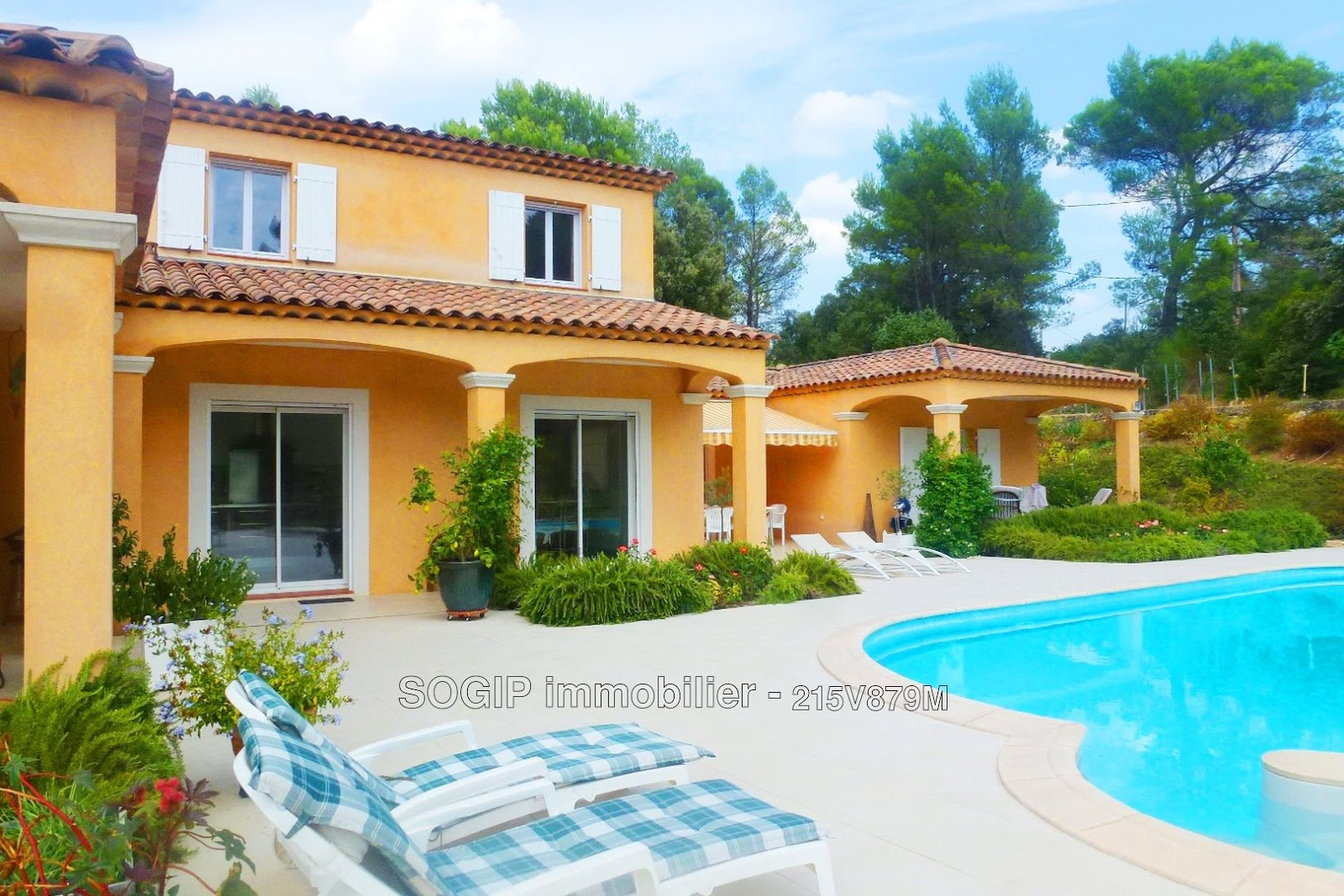Photos Vente villa autour de Draguignan