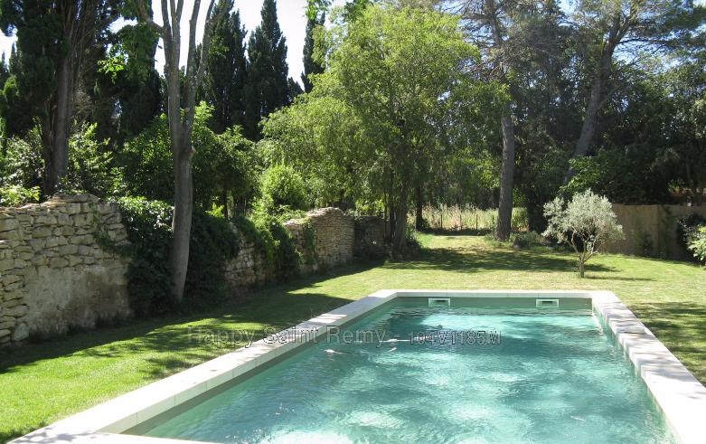 Photos Saint-Rémy-De-Provence VENTE MAS avec dépendances - 230 m² sur Terrain de 5000 m² avec Piscine