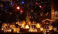 Photos Marché de Noël - Maussane les Alpilles - Place Henri Giraud