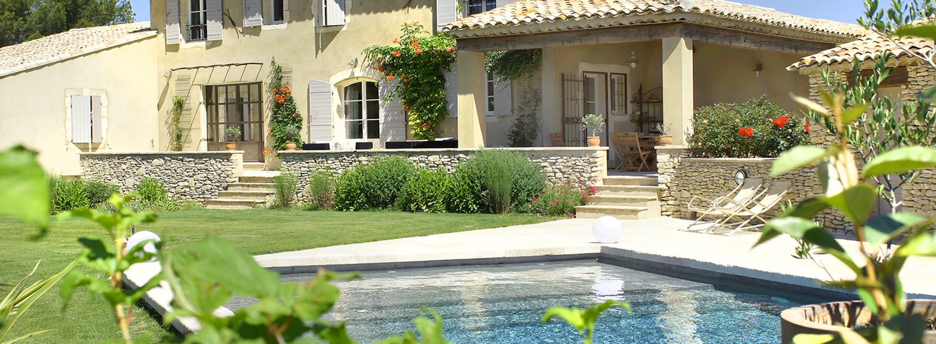Vente villa piscine Saint-Cannat