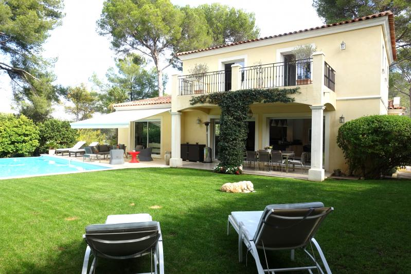 Photos Villas for sale between Vieux Village and Golf de Mougins near Mougins school