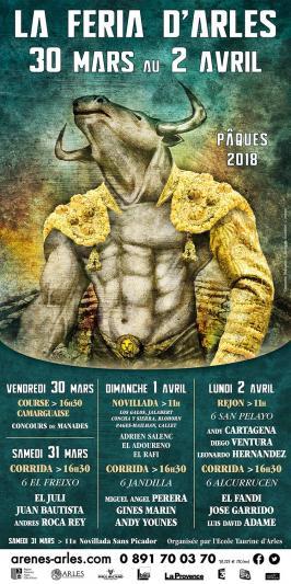 Photos FERIA DE PÂQUES 2018 - Du 30 mars au 02 avril 2018 - ARLES