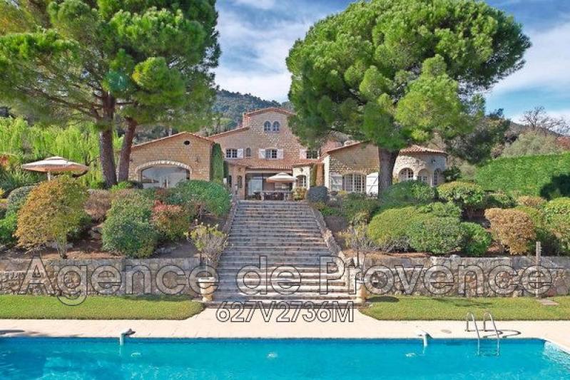 Photos Villas de prestige en vente à Grasse, Mougins ou Valbonne