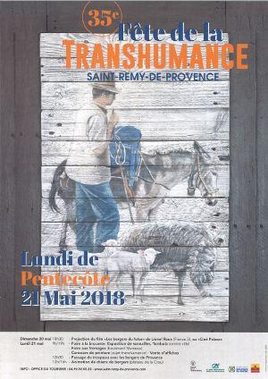 Photos FETE DE LA TRANSHUMANCE - ST REMY DE PROVENCE - Lundi 21 mai 2018