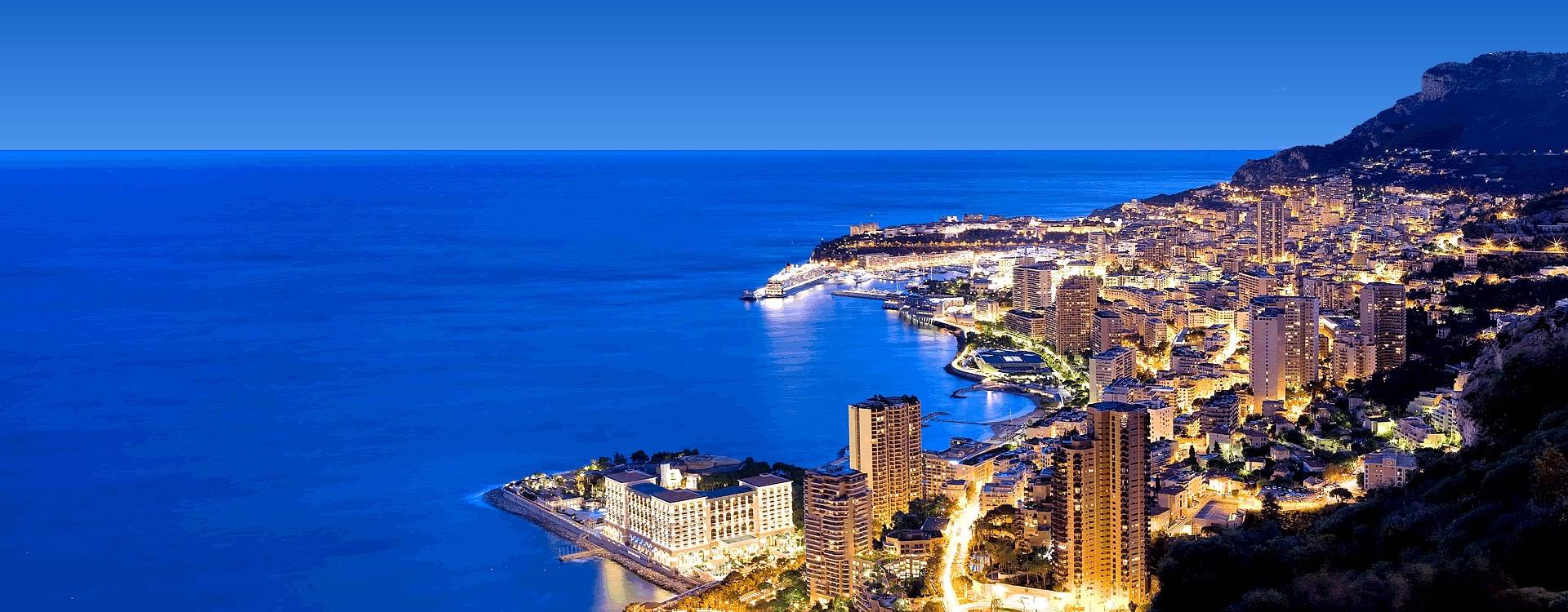 La baie de Monaco