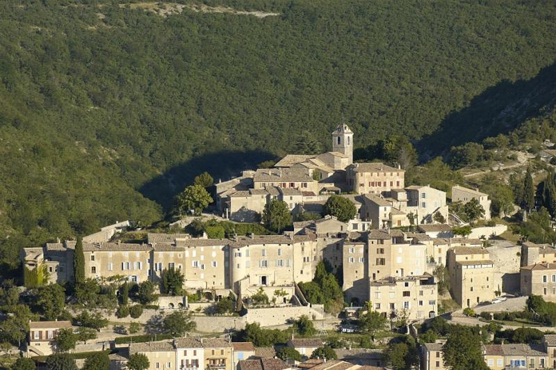 Photos Saint Martin de Castillon - Luberon