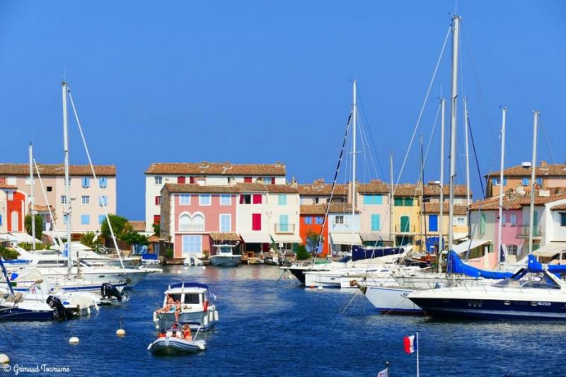 Photos August 14th: Summer visits of Port Grimaud
