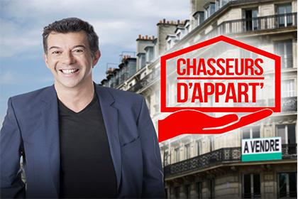 """Photos Your agent visible on the M6 website in """"Chasseurs d'appart"""""""