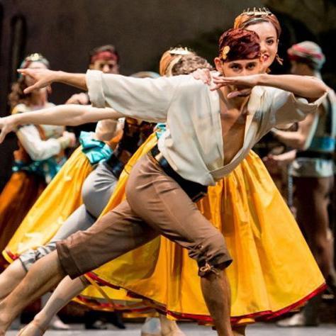 Photos Ballet Le Corsaire