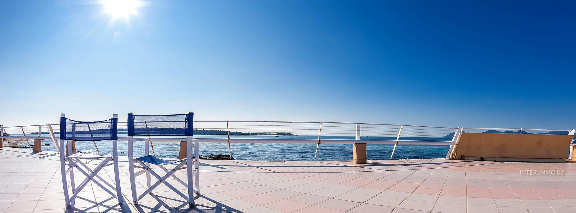 Bord de mer Cote d'Azur