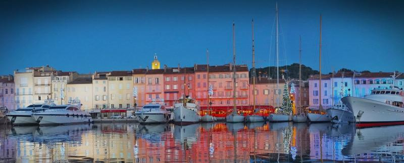 Photos Christmas in Saint-Tropez is always an occasion to live magical moments. Here's an overview of what comes next !