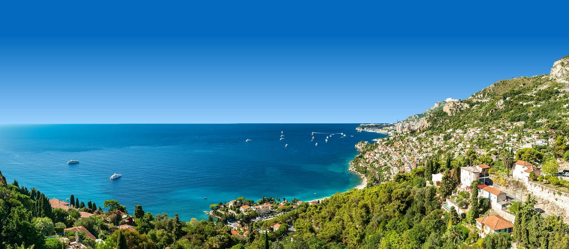 Roquebrune-Cap-Martin et Beausoleil