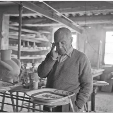 Photos Exposition Pablo Picasso au Musée de l'Annonciade