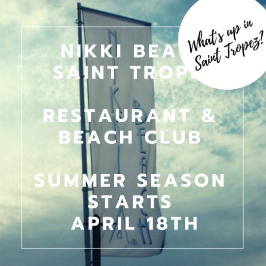 Photos Ouverture Nikki Beach Saint Tropez: Resto & Beachbar