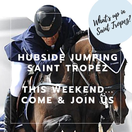 Photos Hubside Jumping in Saint Tropez dit paasweekend