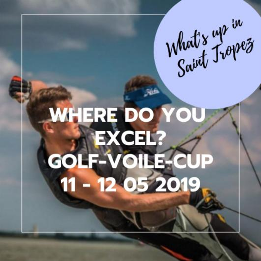 Photos 6th edtion of the 'Golf-Voile Cup' this weekend in Saint-Tropez & le Golf de Beauvallon in Grimaud
