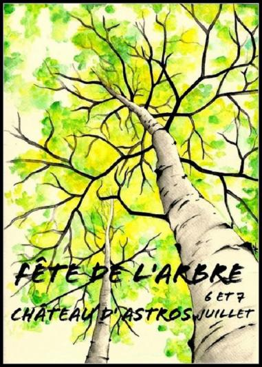 Photos Vidauban : domaine d'Astros fête de l'arbre