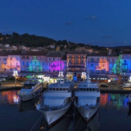Photos Saint Tropez in wintertime: magic!