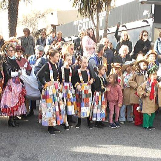 Photos Children's carnival in Grimaud, full of colour